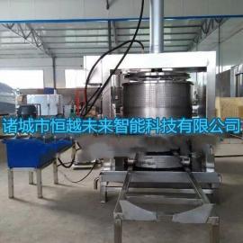恒越未来HYWL-400L酱腌菜压榨脱水机,韭菜压榨机,果蔬压榨脱水机
