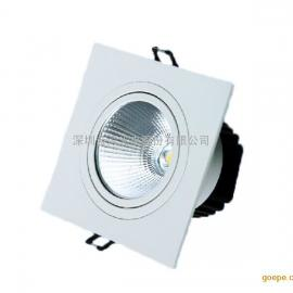 音浮LED方形COB射��