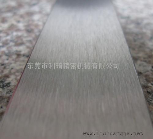 1000宽铁板自动拉丝机 铝板拉丝机 水磨拉丝机 自动砂光机