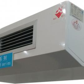 广州卧式明装盘管机 下回风 5匹明装机 14号走水空调