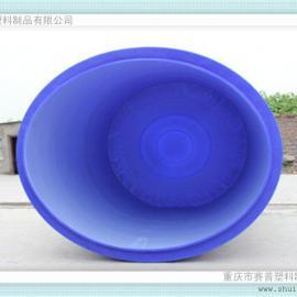 大理3.5吨化工行业酸洗桶 防腐塑料圆桶