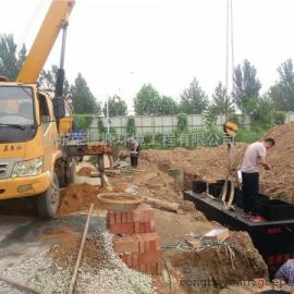 小型诊所污水处理设施 荣博源 Q235 现货批发