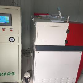 RZ-ZJA-4Q全自动氩气净化机简介