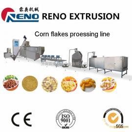 供应多力多滋玉米片 摩西哥玉米片 早餐谷物玉米片设备