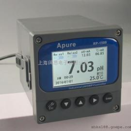 上海阔思Apure水质监测仪工业在线PH/ORP控制器