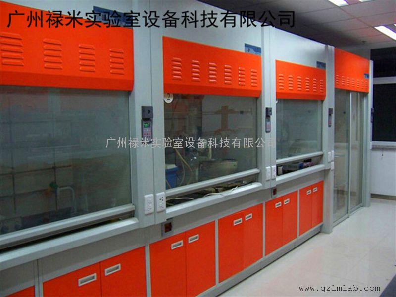 广东广州全钢通风柜厂家 多年生产经验 一流工艺水准