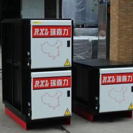苏州瑞喜力组合式低空排放油烟净化器 专业高效净化油烟废气 全国