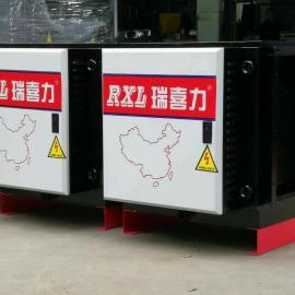 北京瑞喜力油烟清灰器 地面直排油烟清灰器高效环保