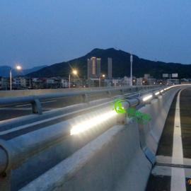 桥梁护栏灯 道路桥梁防护栏灯具 防撞梁灯具