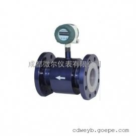 微尔仪表,纸浆流量LDBE生产厂家,电磁流量计