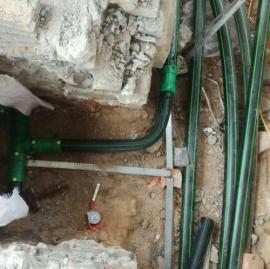 张家口加油站双层复合管材质