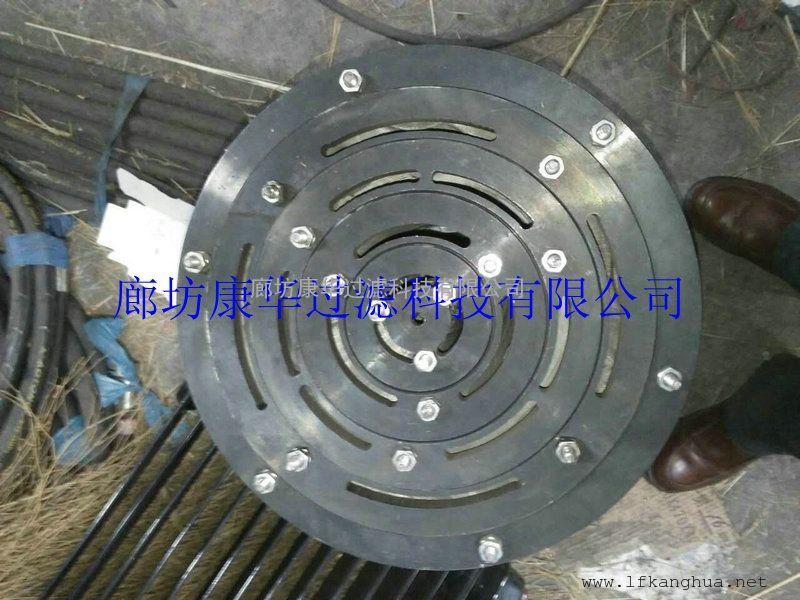 康华长期供应不锈钢并联过滤器