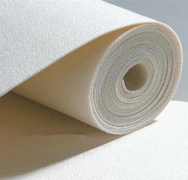 PPS水刺覆膜滤布除尘袋