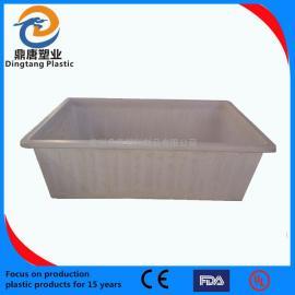 南京160L塑料周转箱物流箱零件盒