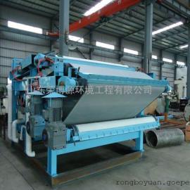 rbk系列带式污泥压滤机厂家 化工污泥处理设备价格 山东荣博源