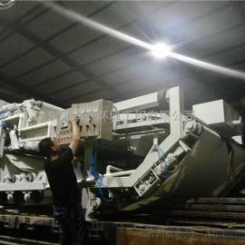 带式压滤机选型 污泥压滤机厂家 山东荣博源 RBK 压滤设备价格
