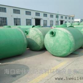 海南农村家用小型化粪池厂