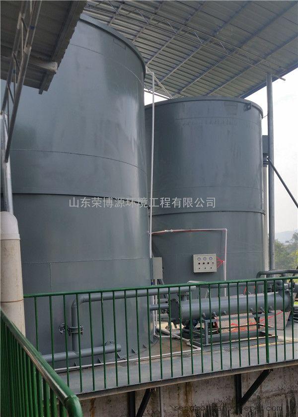 荣博源RBG 专业定制竖流式溶气气浮机 价格低服务好