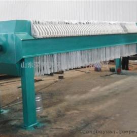 荣博源环保RBM系列 板框压滤机 污泥处理设备厂家