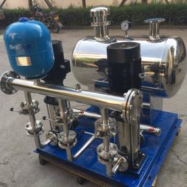无负压变频供水设备(一用一备带盘通)