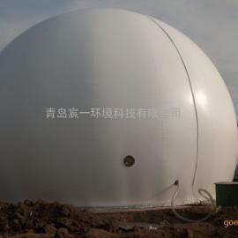 北京宸一气体厂家直销双膜气柜拼装罐