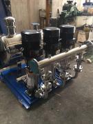 无负压变频供水设备(二用一备)