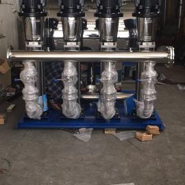 无负压变频供水设备(三用一备)