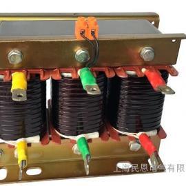 25kvar配电容器串联电抗器CKSG-1.5/0.45-6%三相滤波补偿电容电抗