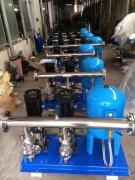 变频恒压稳压增压供水设备(1用1备)
