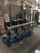 变频恒压稳压增压供水设备(2用1备)