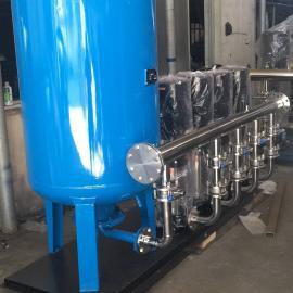 变频恒压稳压增压供水设备(3用1备)