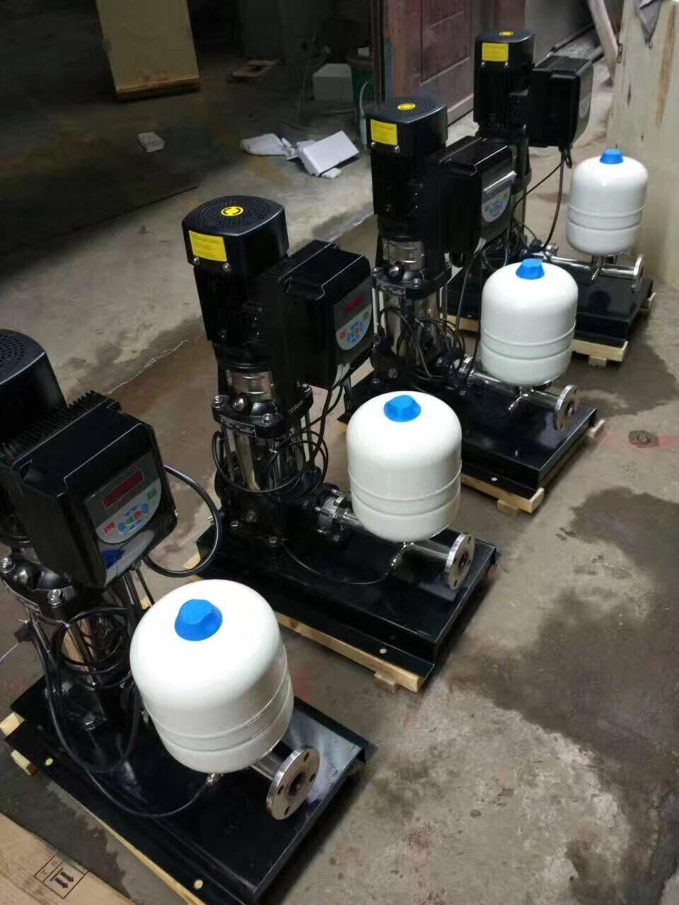 小型变频稳压增压供水设备