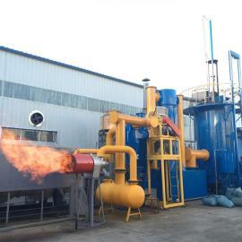 全自动【海琦】生物质垃圾气化炉 农林秸秆气化处理利用