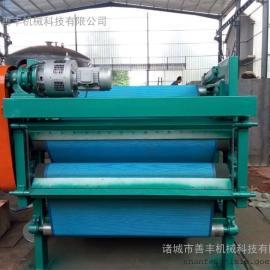 皮革厂污水处理带式压滤机、污泥处理带式压滤机