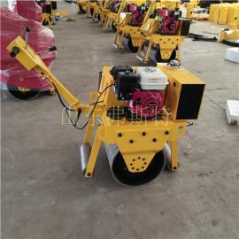 手扶压路机小型单钢轮压路机汽油柴油振动压路机弗斯特品牌
