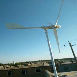 500W小型风力发电机 家用 微型风力发电机 路灯风光互补发电