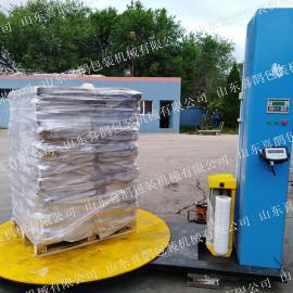 托盘缠绕包装机 打造包装行业领先品牌 好设备选喜鹊托盘缠绕机