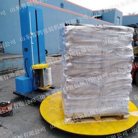 缠绕机 缠绕包装机 提高效率 降低成本 喜鹊托盘缠绕包装机