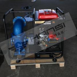 6寸柴油机混流水泵
