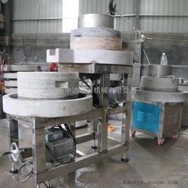 石磨肚子机豆乳机中达多功用、利用大面积