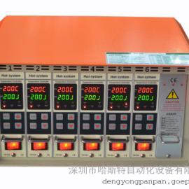 6点8点12点16点24点36点插卡式热流道温控器温控箱