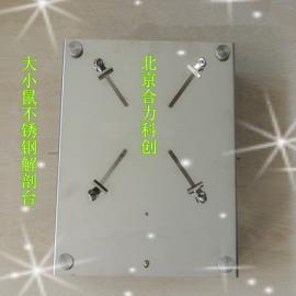 大小鼠解剖台 型号:HL-JPT-2.2 不锈钢 现货