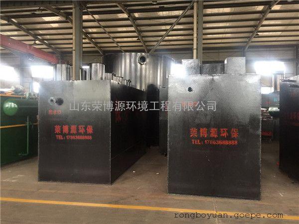 简易型无动力工业污水处理设备 印染废水处理工程 RBA