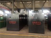 供应湖北农村社区污水处理设备 工艺一体化 RBA 荣博源