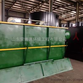 山东气浮机 荣博源环境工程 碳钢材质 便于移动 RBF