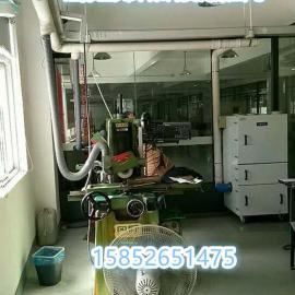 平面磨床专用工业集尘机