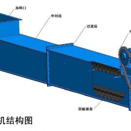 输送设备-刮板输送机 除尘配件