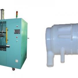 汽车油壶油杯热板焊接机,汽车向转向助力泵油壶焊接设备