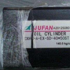 台湾君帆JUFAN油缸_君帆薄型油缸_CXHC-A-IN-SD-63-20ST