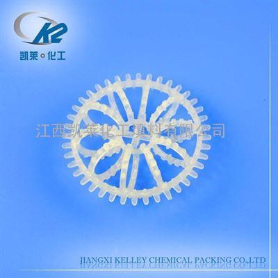 塑料带刺花环 PP、PVC、PVDF、RPP花环、塑料填料价格